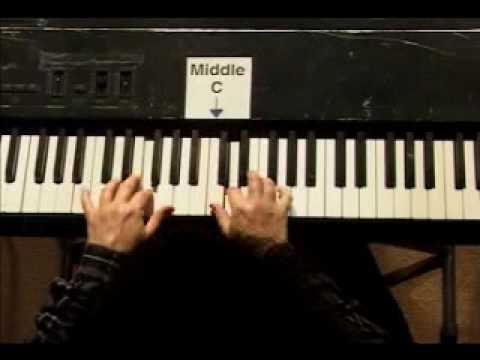 Piano Lesson - Kohler's Very Easiest Piano Studies #23