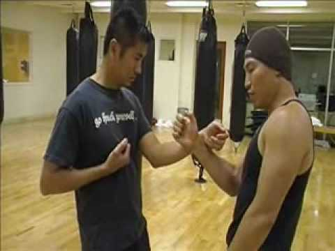 Wing Chun - Strong Elbow, Soft Arm (basic concept)