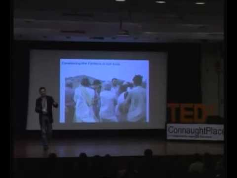 TEDxConnaughtPlace - Ajay Chaturvedi - Socio-Capitalistic Business Models: The way ahead!