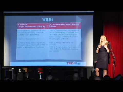 TEDxEast - Ellen Gustafson (FEED) 05/07/2010