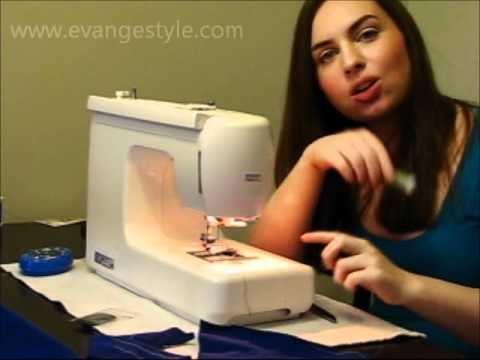 Techniques for Sewing Knitted Fabric
