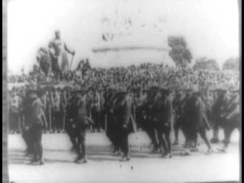 World War I Newsreel Excerpts (6)