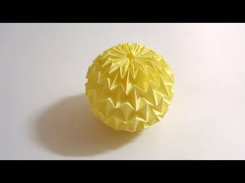 Origami Magic Ball