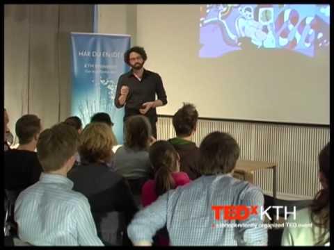 TEDxKTH - Daniel Ewerman - 4/22/10