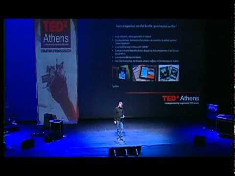 TEDxAthens - Thodoris Georgakopoulos - The Death of Print Media