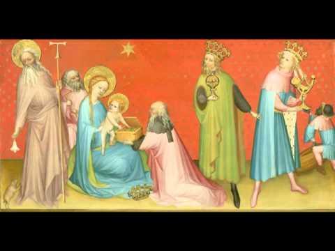The Adoration of the Magi with Saint Anthony Abbott, Franco-Flemish Master
