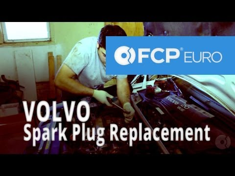 Volvo Spark Plug Replacement (850 Turbo) FCP Euro