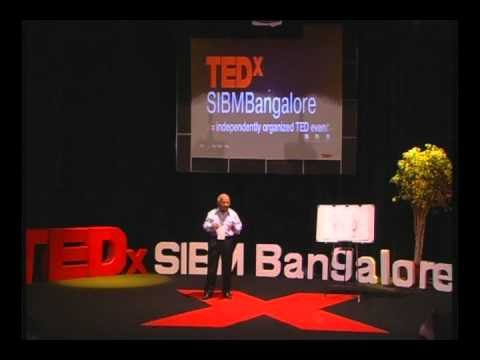 "Challenging The Conventional: Mr. Pran, ""Walt Disney of India"" at TEDxSIBMBangalore"