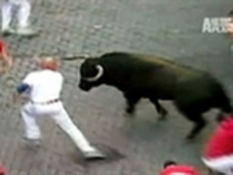 Untamed & Uncut- Running of the Bulls Disaster