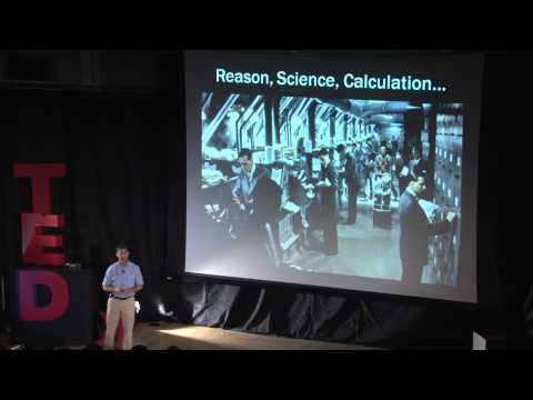 History and Imaginary Worlds: Michael Saler at TEDxUCDavis