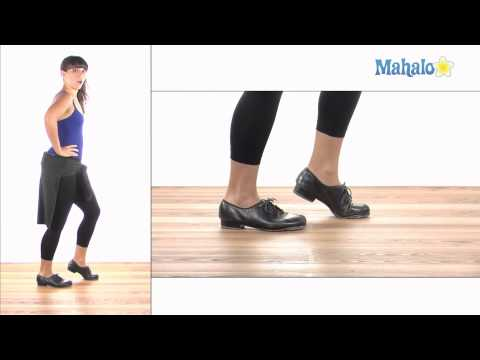 How to Do a Toe Heel in Tap Dance