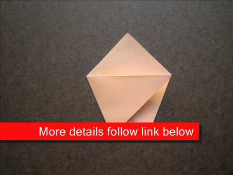 How to Fold Origami Paper Cup - OrigamiInstruction.com