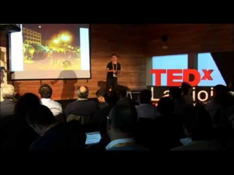 Lienzos en Blanco: Eduardo Martín Pérez at TEDxLaRioja