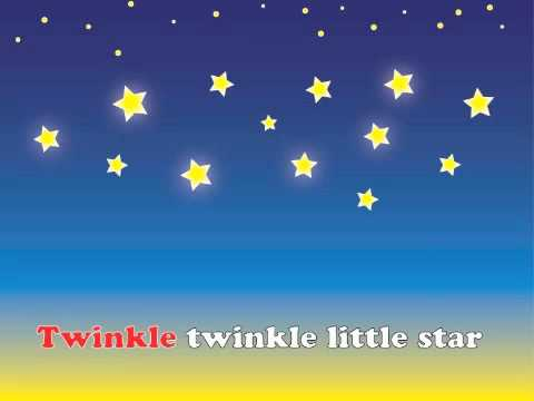 Twinkle Twinkle Little Star - Nursery Song for Children