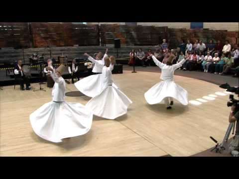 A Spiritual Offering: Whirling Dervishes of the Istanbul Historical Turkish Music Community 1 (HQ)