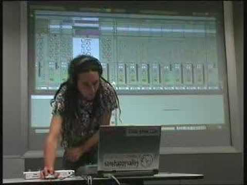 Tom Cosm on Live Electronic Music - Part 5
