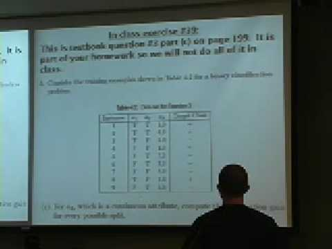 Statistical Aspects of Data Mining (Stats 202) Day 11
