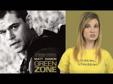 Green Zone Movie Review
