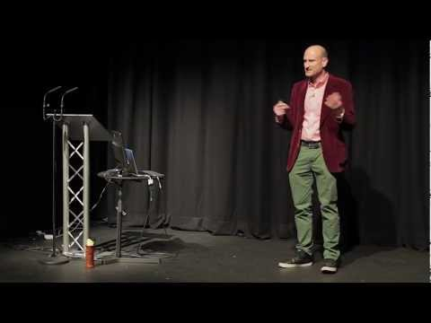 TEDxSheffield 2012 - Mark Atkin - From the Sea to the Land Beyond