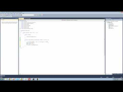 C# Beginners Tutorial - 12 - Lists
