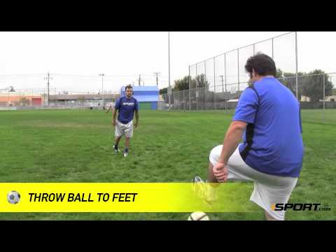 Soccer Throw-in Drills: Throw-in Accuracy