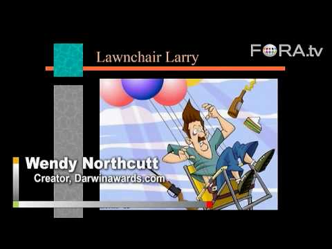 Darwin Award Nominee Lawn Chair Larry Soars 12,000 Feet