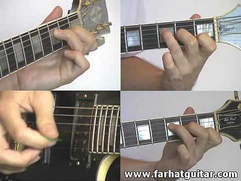 stairway to heaven led zeppelin part 2 www.FarhatGuitar.com