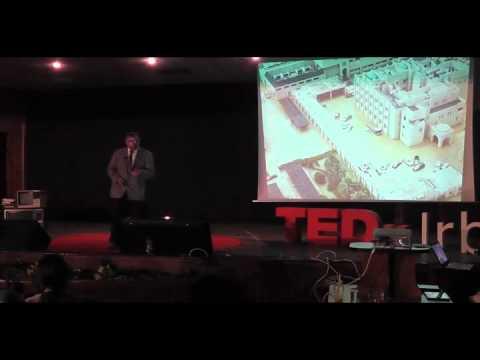TEDxIrbid - Ziad Al-Ghazawi - Challenging The Water Crisis