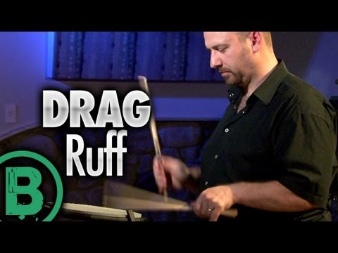 Drag Ruff - Drum Rudiment Lessons