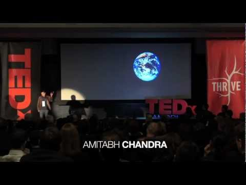 TEDxCambridge - Amitabh Chandra: The right way to spend on healthcare