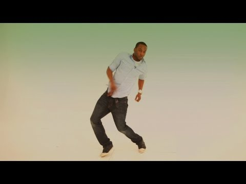 Ground Move: How to Do a Knee Slide | Hip Hop Dance Combos