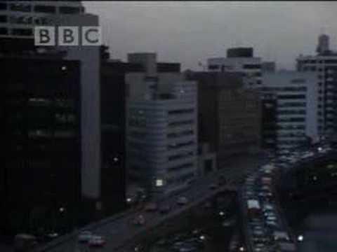 Michael Palin arrives in Tokyo - Around the World in 80 Days - BBC