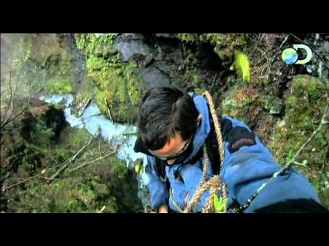 Man vs. Wild - Non-Zippy Zip-Line - Georgia-Eastern Europe