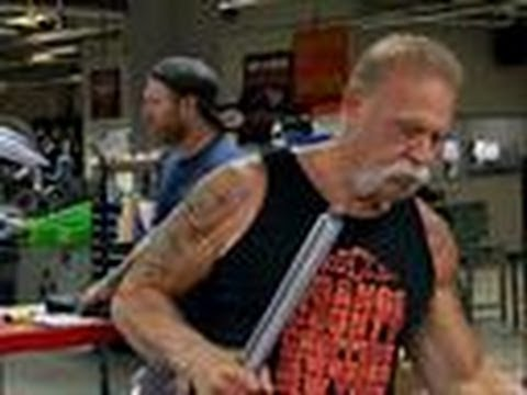 Managing the Boss-Man | American Chopper