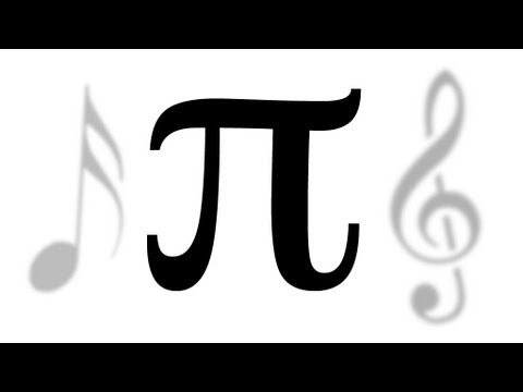 Sounds of Pi  - Numberphile