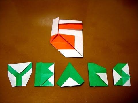 origami 5 years