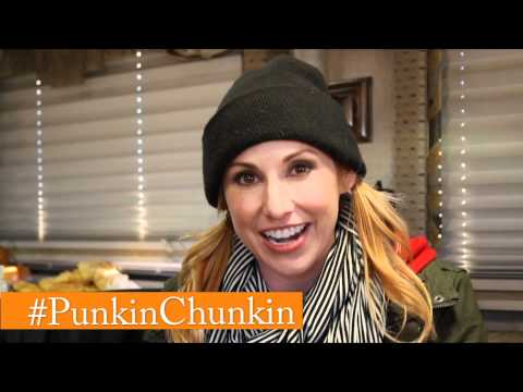 The MythBusters' Kari Byron Wants YOU to #PunkinChunk