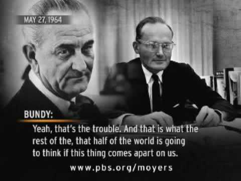 BILL MOYERS JOURNAL |  Bill Moyers on LBJ's Path to War Pt 1 of 2| PBS