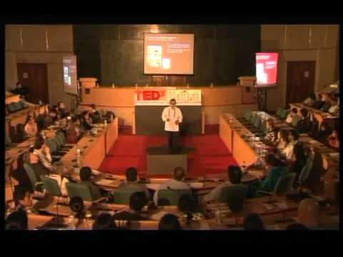 TEDxDhaka: Dr. K. Siddique-e Rabbani - Innovating Healthcare Technology for the deprived 80%