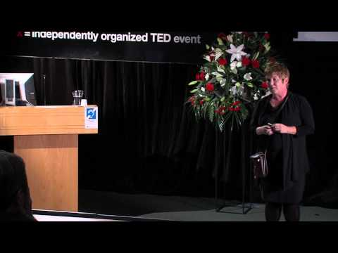 TEDxUCC -- Marian McCarthy -- The Ultimate Simulator the Human Being
