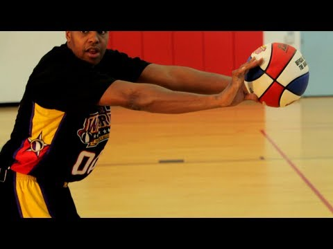 How to Play Basketball: Basketball Moves / Chest Pass