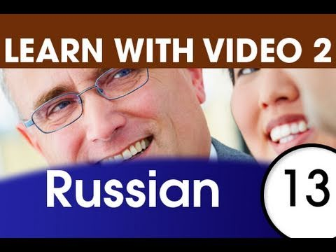 Learn Russian with Video - Learning Through Opposites 3