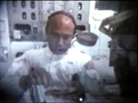 Apollo 11 TV Broadcast July 22, 1969