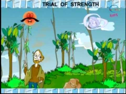 Bed Time Moral Stories - Trial Of Strength - Kids Cartoon Tales