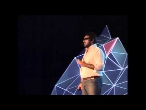 TEDxCovilhã - Diogo Horta e Costa - The New Purpose Economy why people matters even more...and more