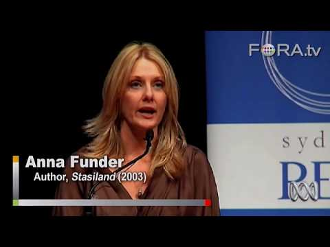 Linking Motherhood and Morality - Anna Funder