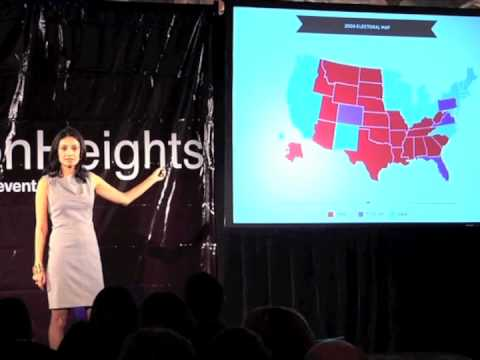 TEDxWashingtonHeights - Maria Teresa Kumar - How Latinos Are Changing Your House.m4v