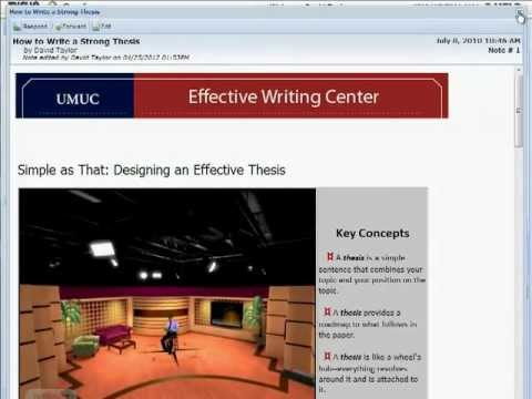 Writing Fellows Program: Scenario 2 (Create & Upload New Writing Workshops)