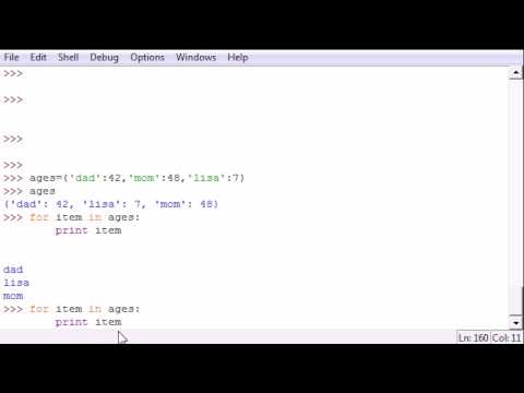 Python Programming Tutorial - 26 - Infinite Loops and Break