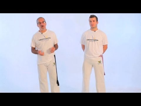 How to Become a Capoeira Master
